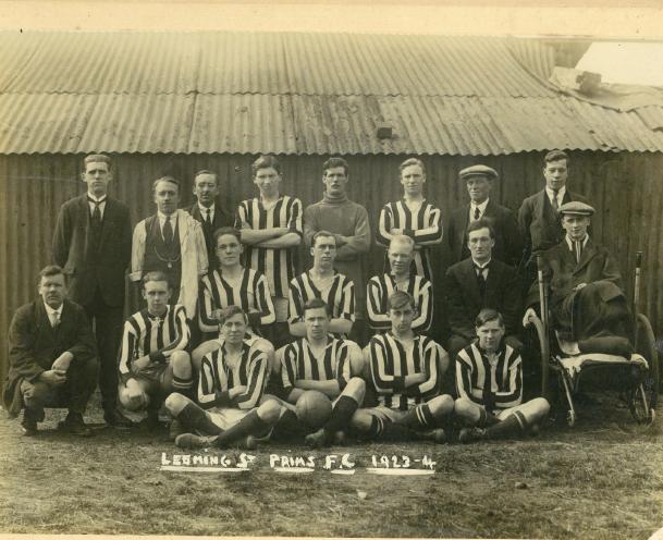 Mansfield Prims FC 1923-4