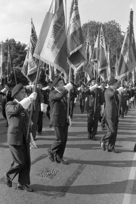 No 6 - Royal British Legion Annual Service - 1977 | CHAD G2019 -32