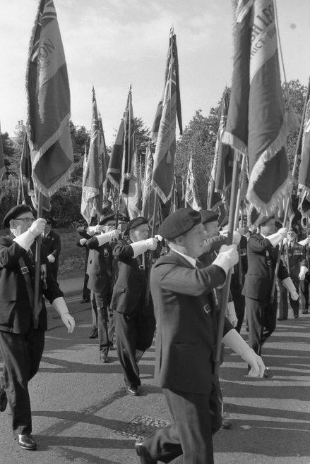 No 6 - Royal British Legion Annual Service - 1977 | CHAD G2019-33