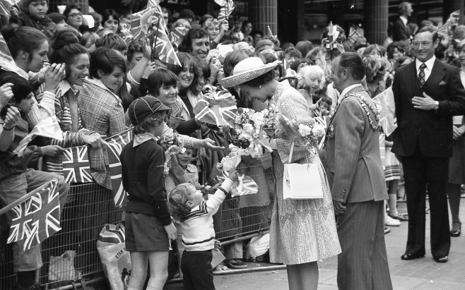 Royal Visit to Mansfield 1977 | CHAD G24401 28