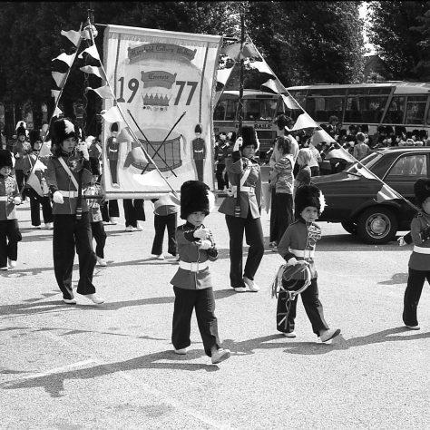 Mansfield Colliery Welfare Gala 1977 | Chad G2768 - 02