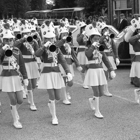 Mansfield Colliery Welfare Gala 1977 | Chad G2768 - 05