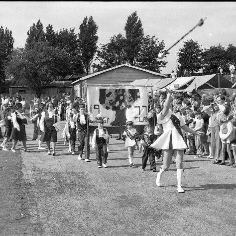 Mansfield Colliery Welfare Gala 1977 | Chad G7268 - 3