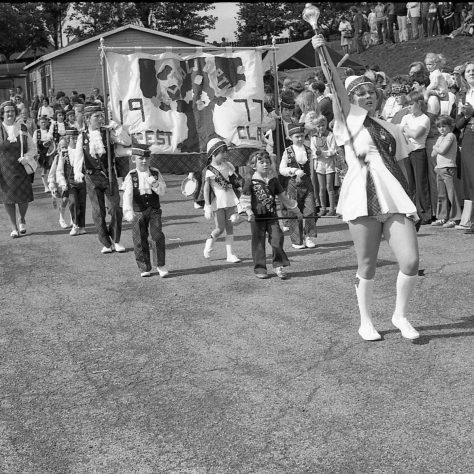 Mansfield Colliery Welfare Gala 1977 | Chad G2768 - 14