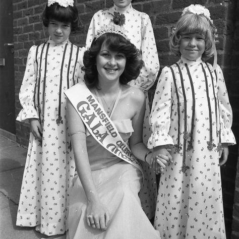 Mansfield Colliery Welfare Gala 1977 | Chad G2768 - 21