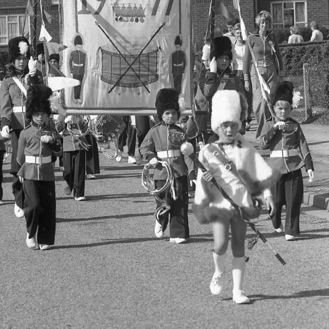 Mansfield Colliery Welfare Gala 1977 | Chad G2769 - 28