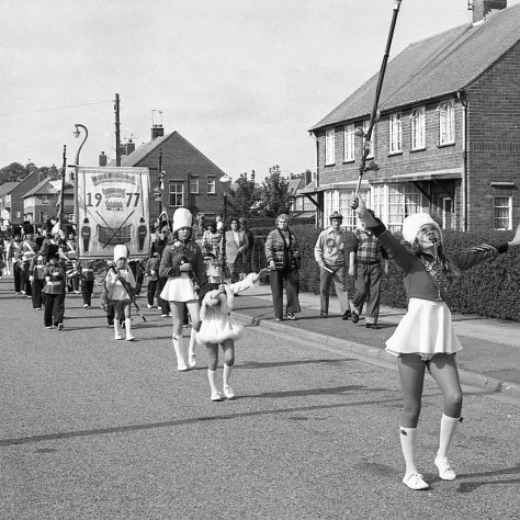 Mansfield Colliery Welfare Gala 1977 | Chad G2769 - 31