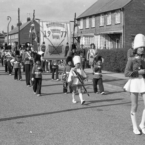 Mansfield Colliery Welfare Gala 1977 | Chad G2769 - 33