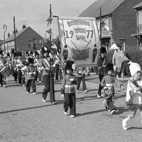 Mansfield Colliery Welfare Gala 1977 | Chad G2769 - 32