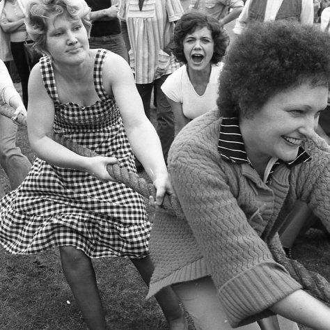 Mansfield Colliery Welfare Gala 1977 | Chad G2772 - 09