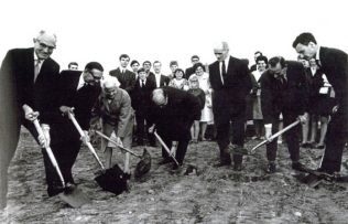 Ground Breaking Ceremony 1969 | Chad