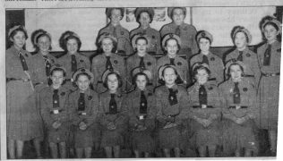 Mansfield Salvation Army Guards