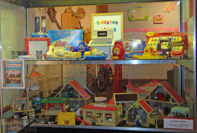 Technology toys & Sylvanian Families - do you remember these? | P Marples