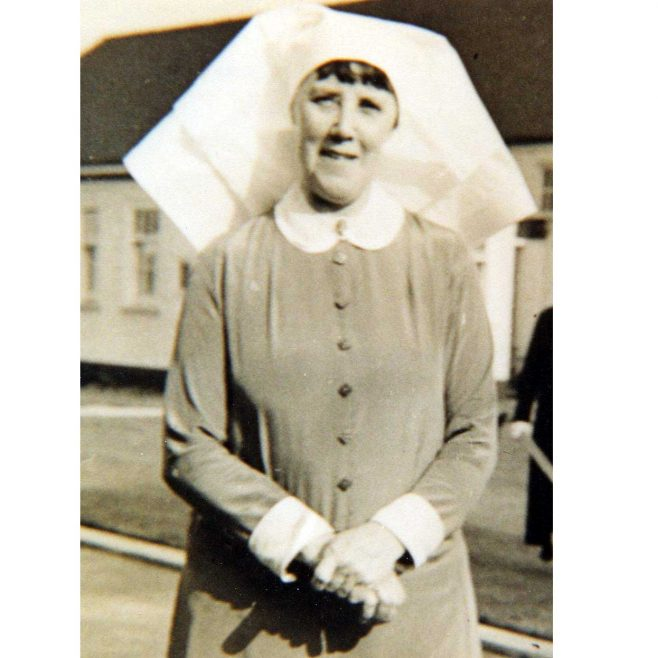 Matron Denman | HW Collection