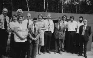 Opening of new Drift Mine 1980   HW Collection