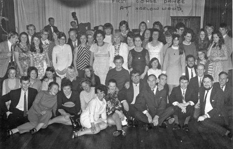 COHSE Dance 1970