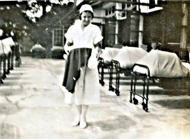 Nurse Bakewell | Private Collection