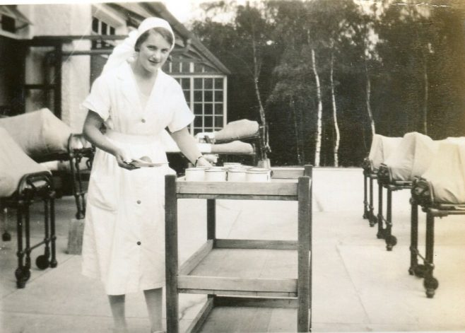 Nurse Coates   Private Collection