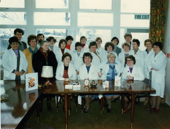 Harlow Wood Orthopaedic Hospital