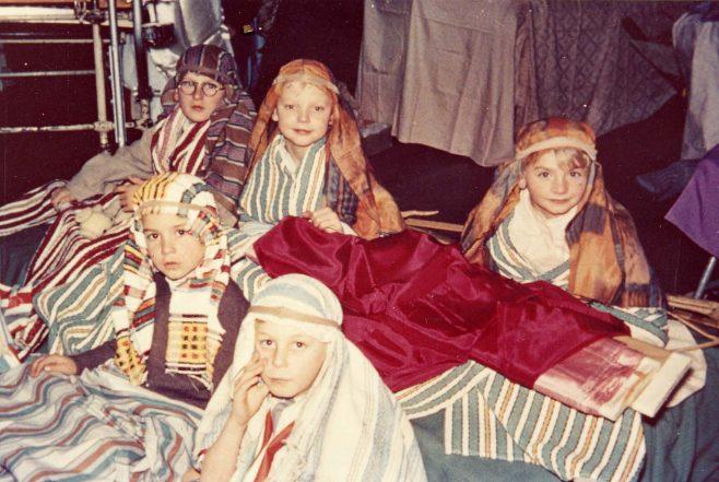 Young Shepherds circa 1969 | Private Collection