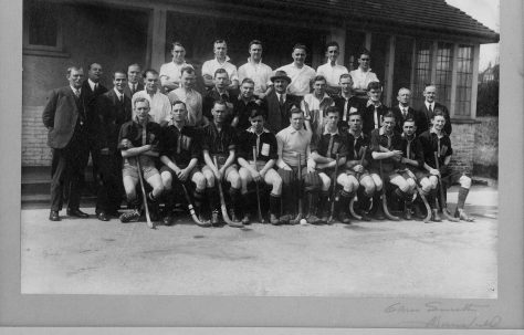Mansfield Colliery Hockey Club