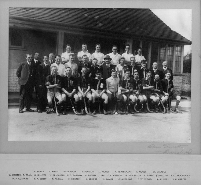 Mansfield Colliery Hockey Club | Private Collection