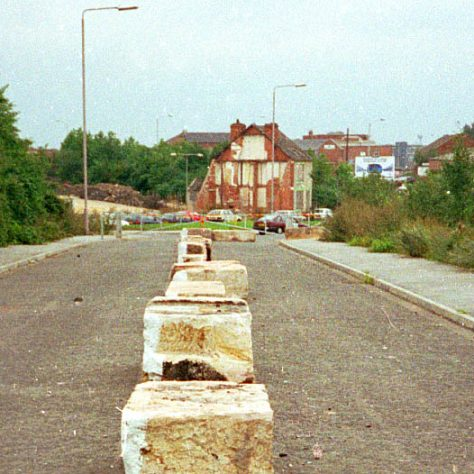 The former Highfield Way (now Midland Way retail park) | David Bradbury