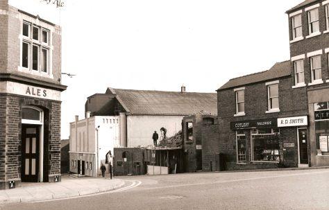 The Hippodrome / Century / Granada Bingo - Midworth Street Mansfield