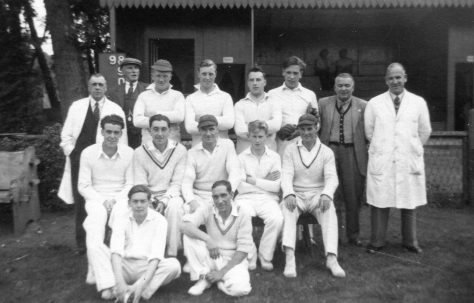 Mansfield Woodhouse Amateur Cricket Team