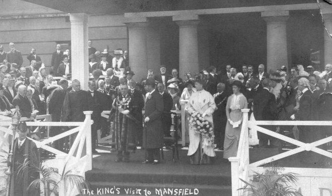 Royal Visit 1914
