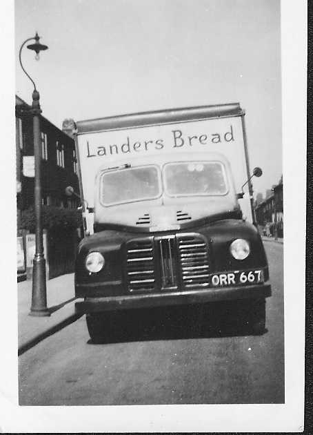 More pictures of Landers circa 1954