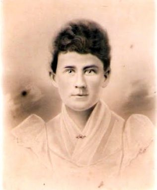 Katie Murray, Mother of John Lenox Fisher | private family collection