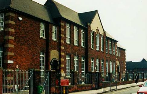 Moor Lane School. Mansfield
