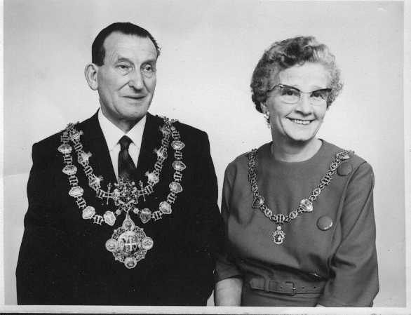 Mayors of Mansfield.