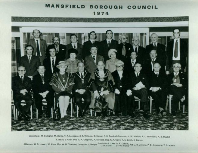 Mansfield Borough Council.