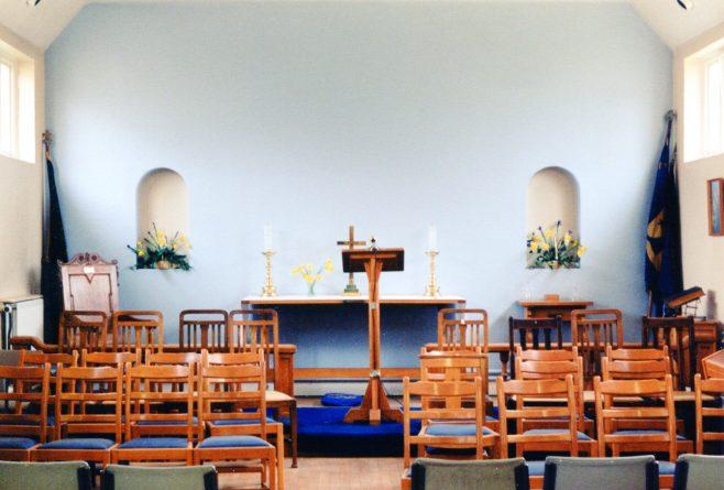 Hospital Chapel | P Marples