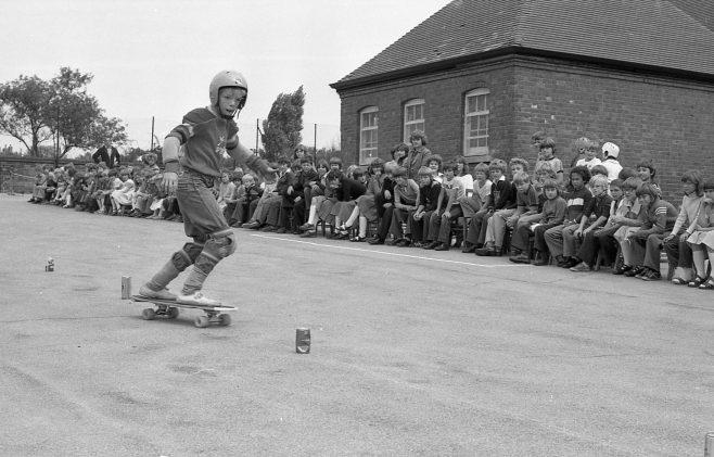 Skate Boarding | CHAD J4062A - 11
