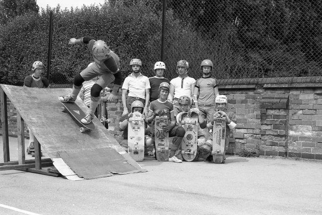 Skate Boarding | CHAD J4026B - 7