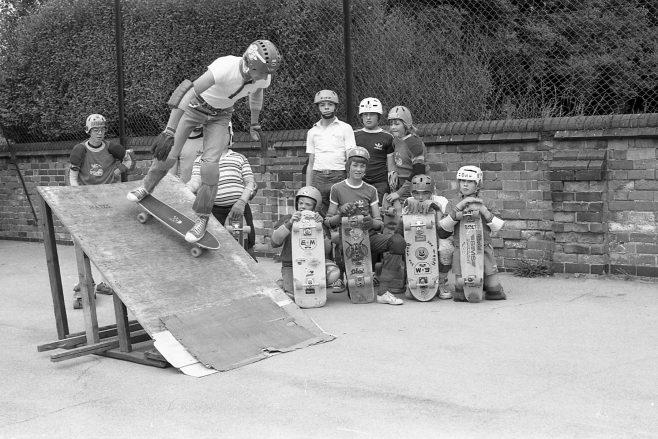 Skate Boarding | CHAD J4062C - 5