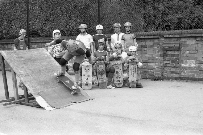 Skate Boarding | CHAD J4062C - 6