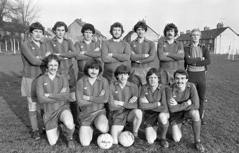 Mansfield Welfare Football Club
