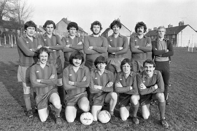 Mansfield Welfare Football Club | Chad J5446 -14
