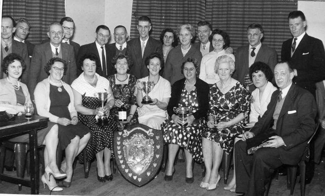 Mansfield Vics Club Event | P Marples Collection