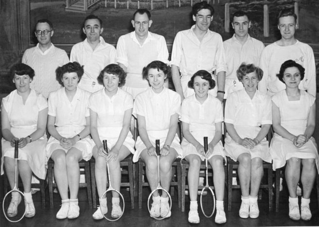 Mansfield Colliery Badminton Club