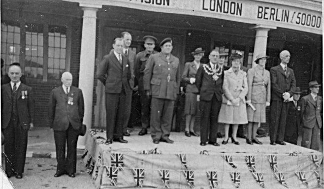 Mystery Photo WW2