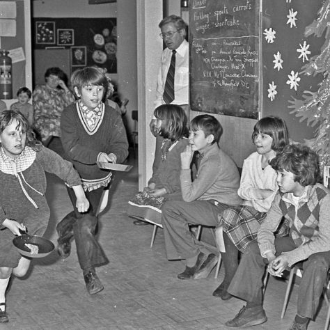 REDGATE SCHOOL PANCAKE DAY | CHAD K2074-28
