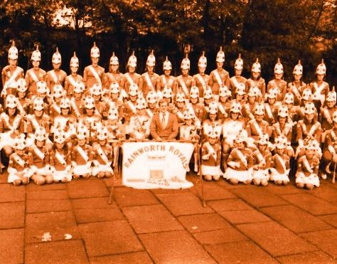 Rainworth Royals 1980 | Chad K4401