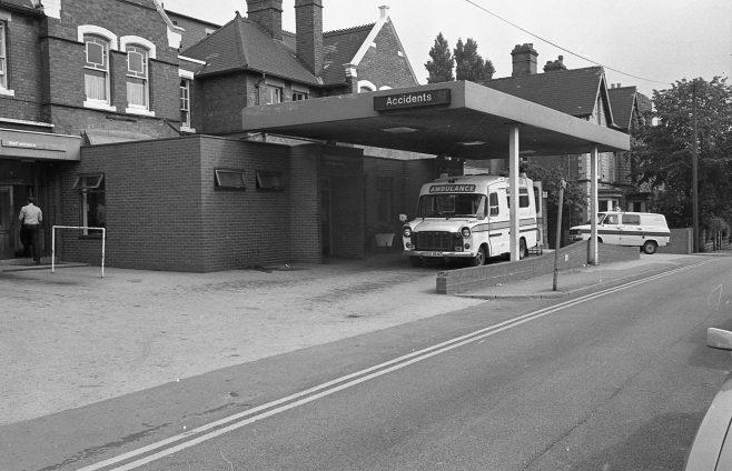 Mansfield General Hospital | Chad K8509 06