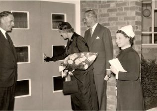 Opening of the Maternity unit. | kmh