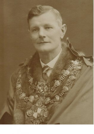 Mayor and Mayoress 1939-40